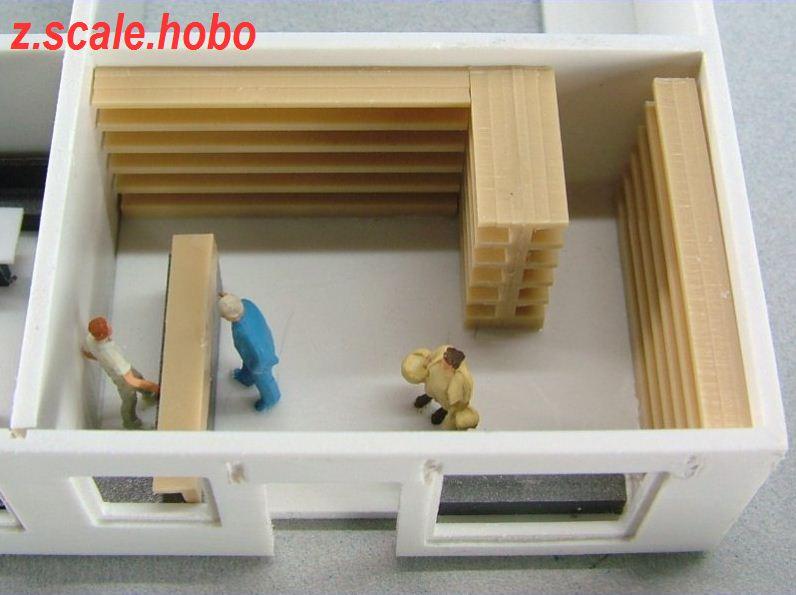 Z Scale Luetke Modellbahn 71104. Store Interior/Furniture. Z.scale.hobou0027s  Price: $6.09