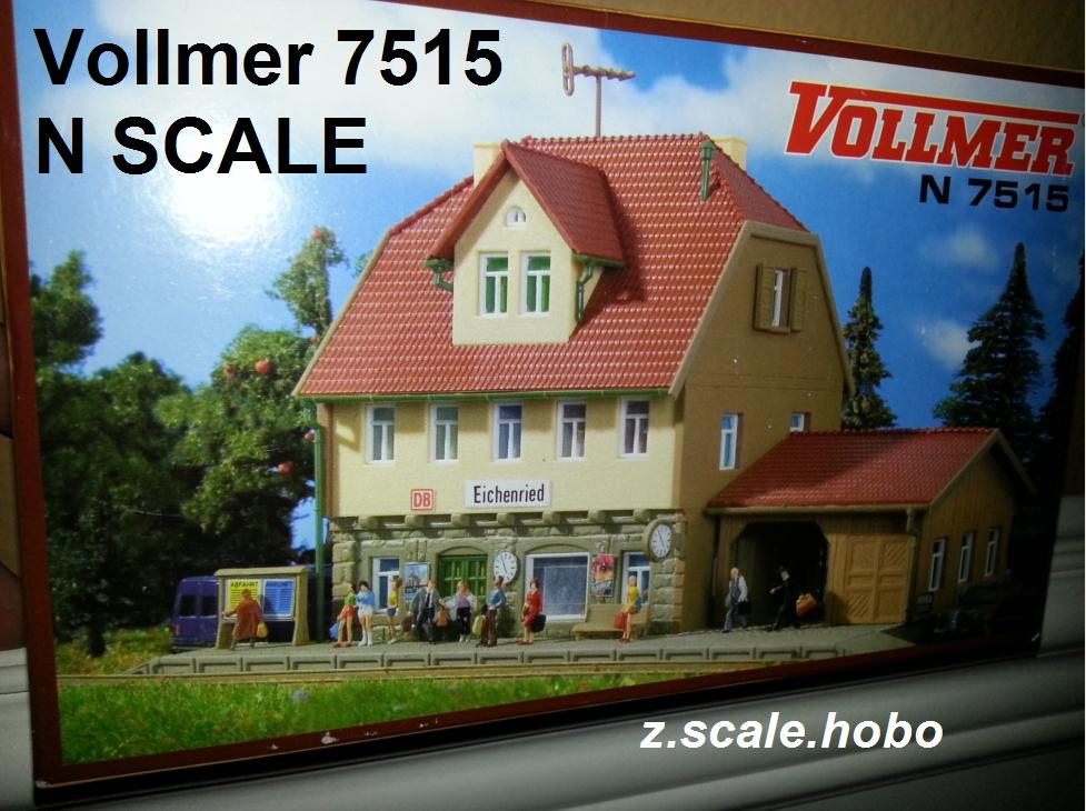 VOLLMER: z scale hobo N-Scale Buildings